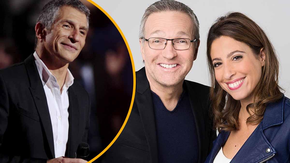 Nagui : son mea-culpa à Laurent Ruquier et Léa SalaméFrance !